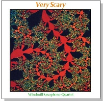 Album cover for 'Very Scary'