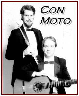 Con Moto Flute and Guitar Duo