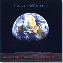 Cover to Equinox's debut release: 'Last World'